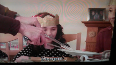 Legal disclaimer from an ASDA tv ad commercial