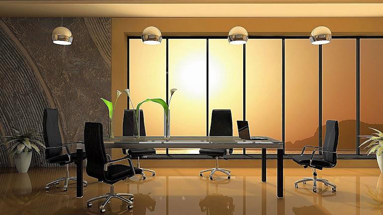 Interior Room for negotiation