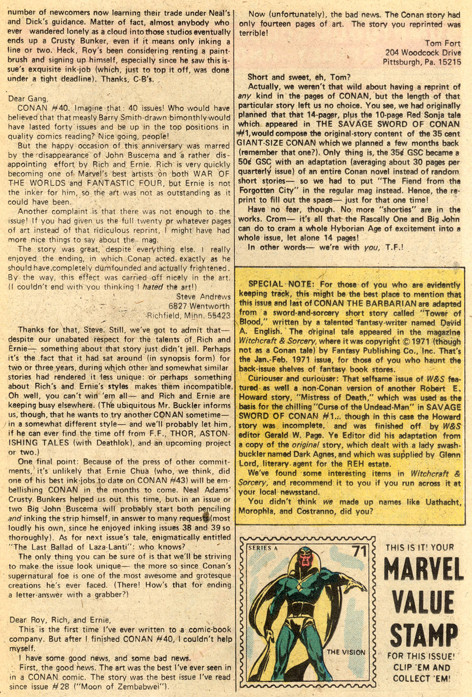 Conan the Barbarian (1970) Issue #44 #56 - English 24