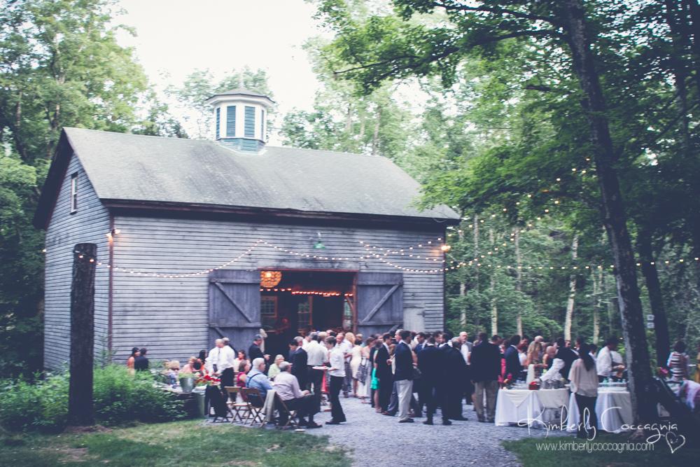 kimberly coccagnia roxbury barn wedding emily eric