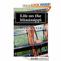 FREE Life on the Mississippi by Mark Twain