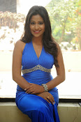 Manali Rathod photos in blue-thumbnail-7
