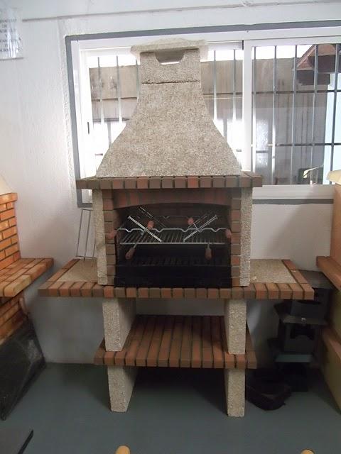 Dafrande chimeneas modelos de barbacoas para su hogar o campo - Barbacoa de ladrillo ...