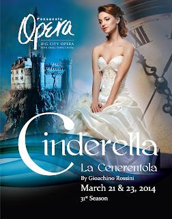 Pensacola Opera Company 2014 Productions Cinderella