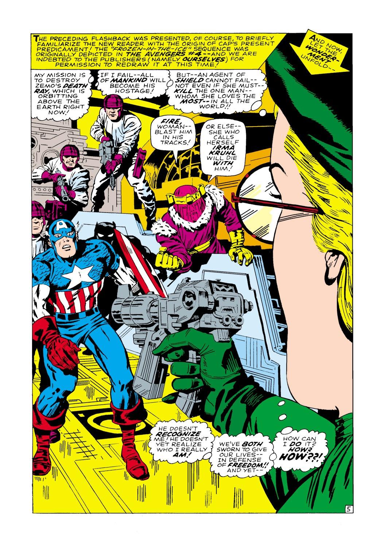 Captain America (1968) Issue #100 #14 - English 6
