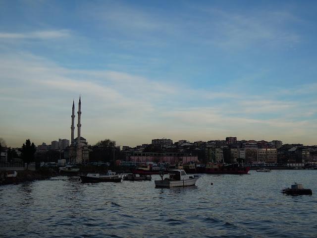 istanbul bay