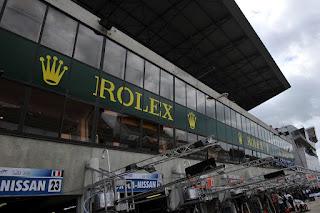 Rolex 24h du Mans 2012