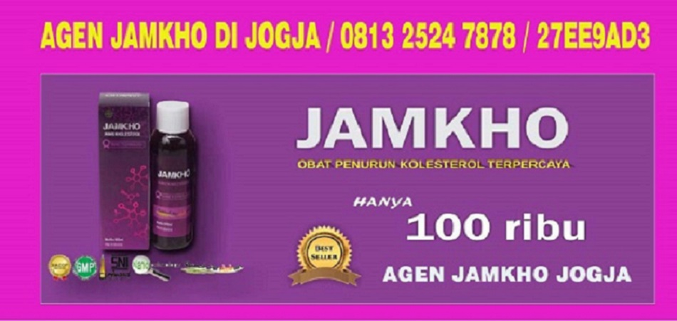 0813-2524-7878 (Tsel), Agen Jamkho Jogja