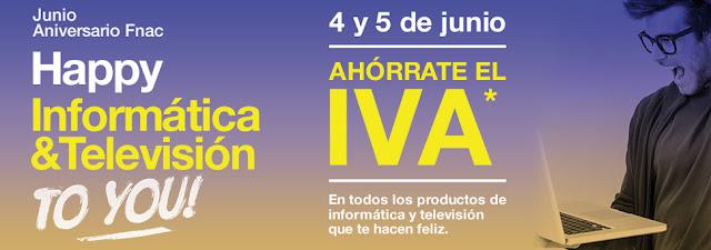 Ahórrate el IVA Fnac.es