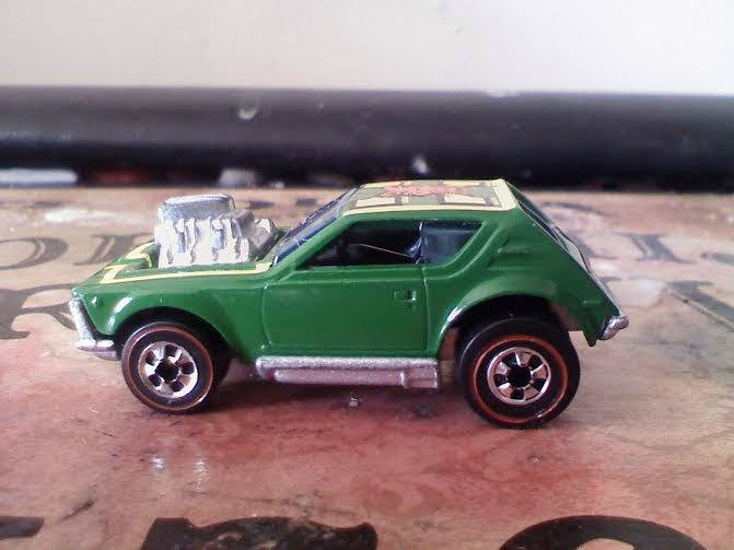 Hot Wheels Gremlin Grinder