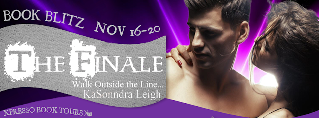 Book Blitz: The Finale by KaSonndra Leigh
