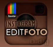 Cara Edit Foto/Photo Dengan Memberi Efek Foto Aplikasi Instagram Image
