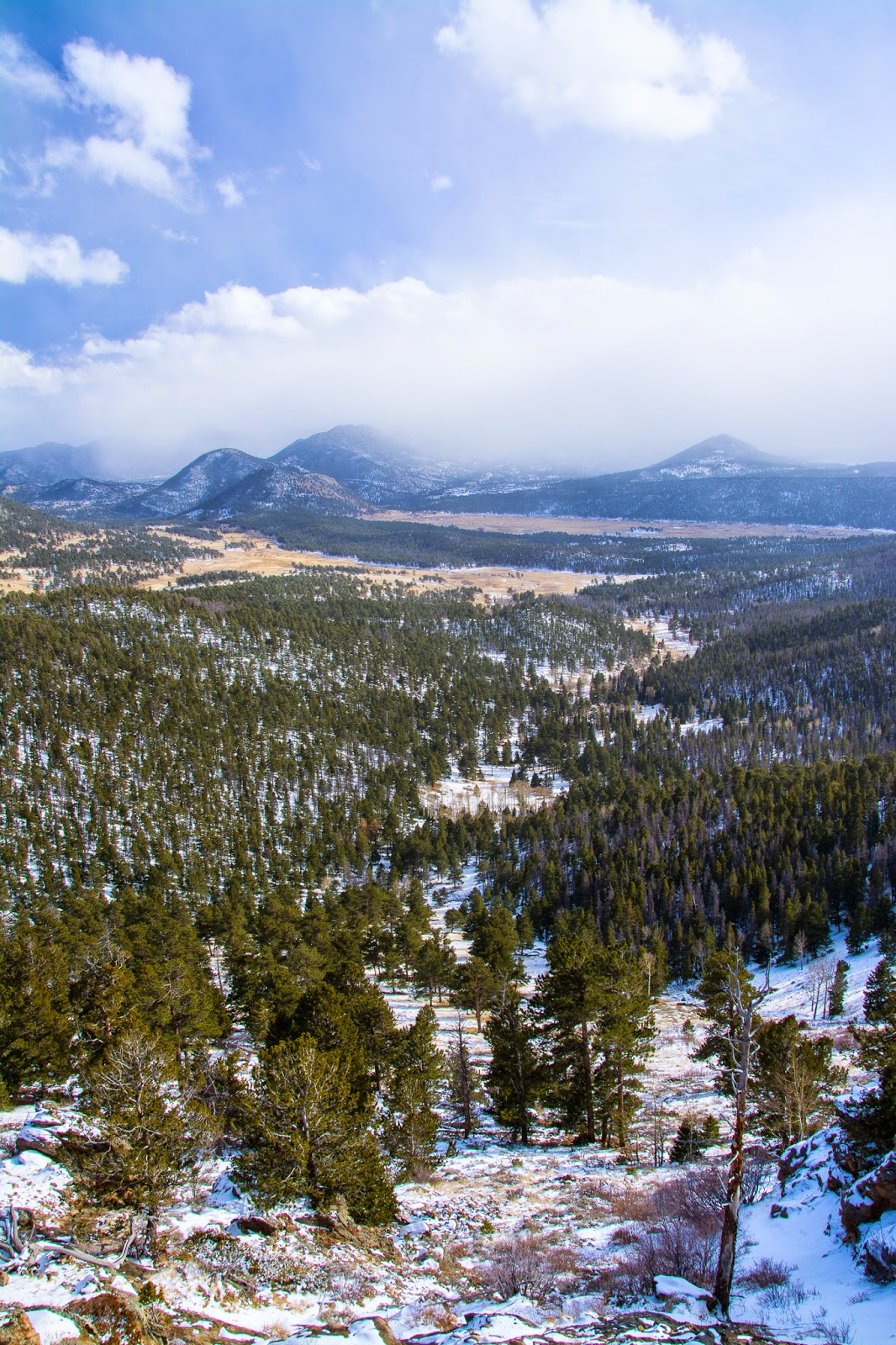 Many Parks Curve, Rocky Mountain National Park