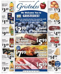 CHECK OUT ROOSEVELT ISLAND GRISTEDES DIAMOND REWARDS, WEEKLY SALES & SPECIALS Jan 13- Jan 26