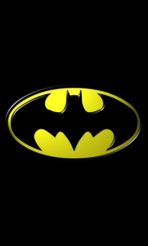 Batman Logo Mobile Phone Wallpaper