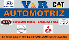 V &amp; R AUTOMOTRIZ