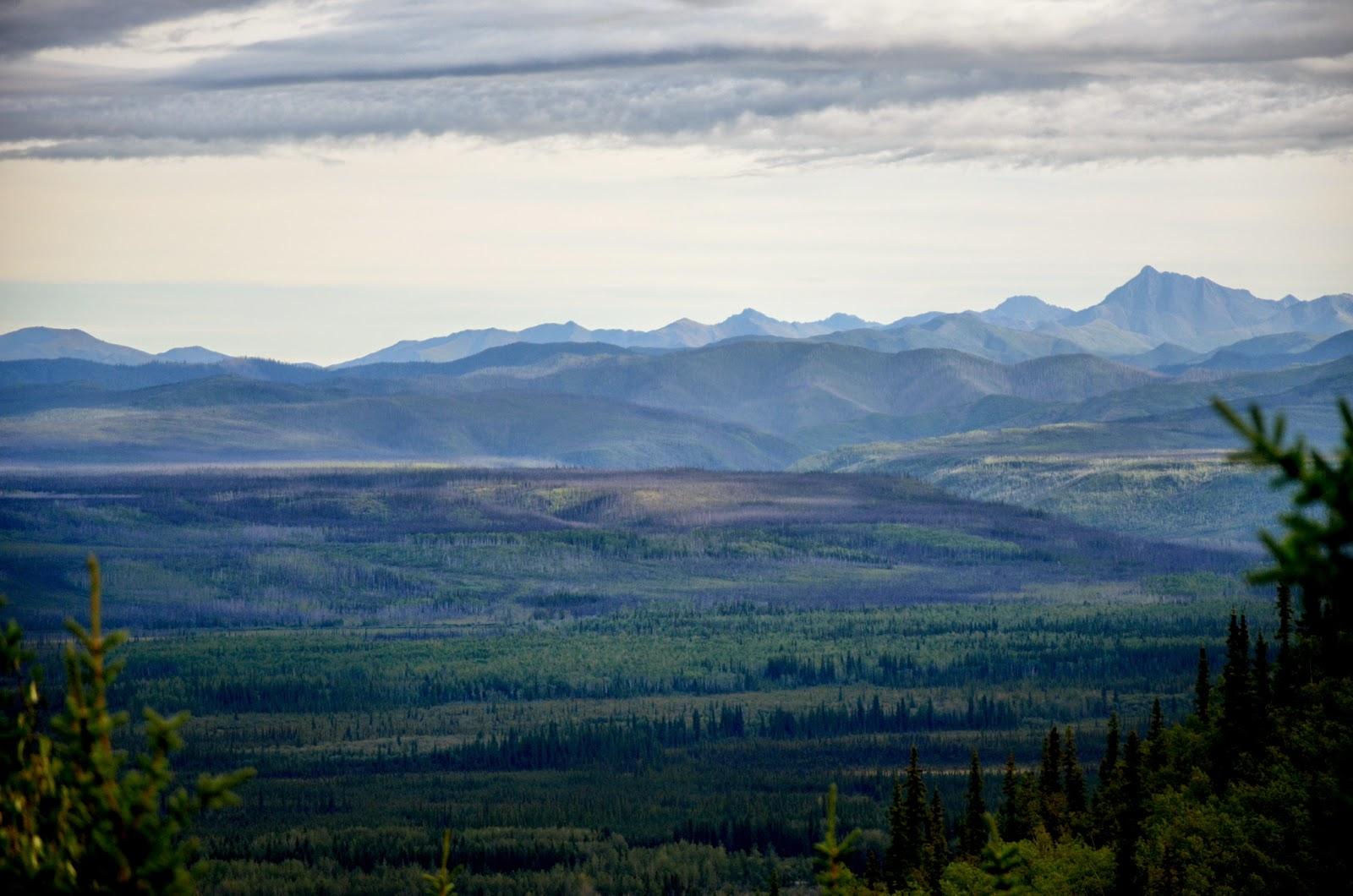 Tintina Trench Valley