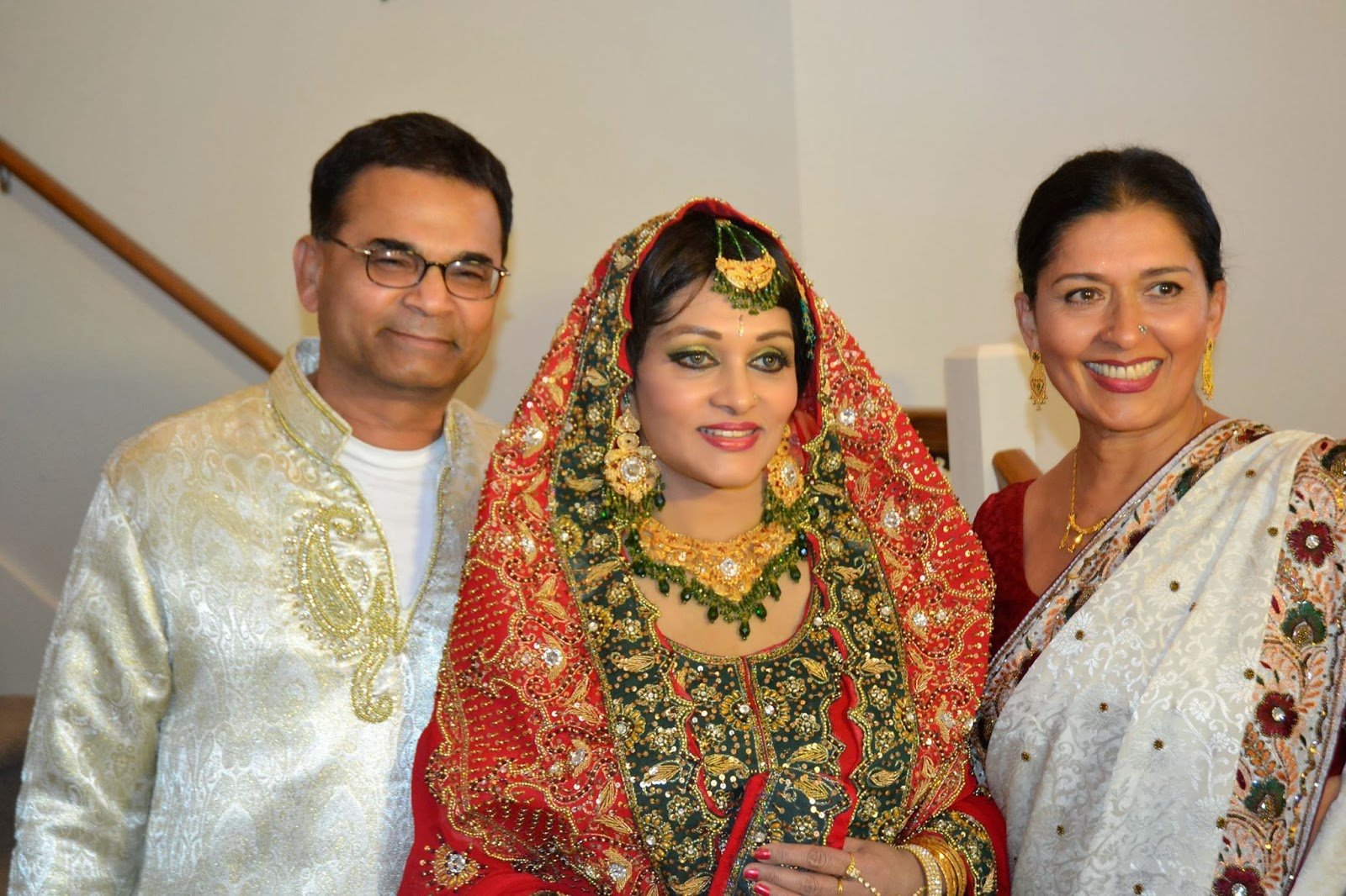 Actor actress wedding
