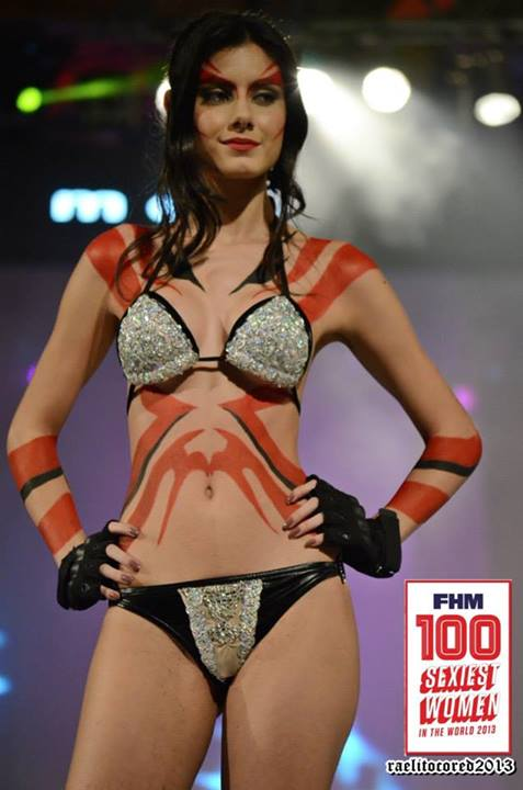 sexy fhm models at fhm 100 sexiest 2013 - 01
