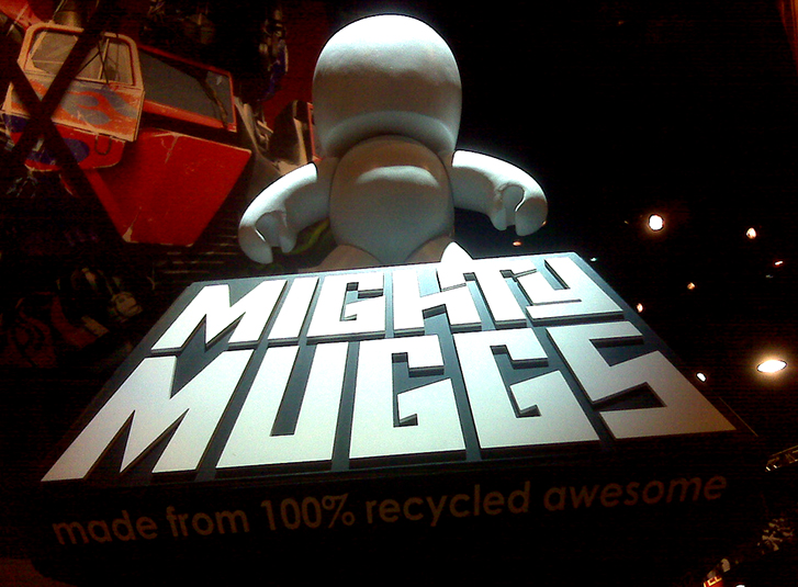 Will 2016 Be The Year Hasbro Relaunches Their Popular Mighty Muggs Line?