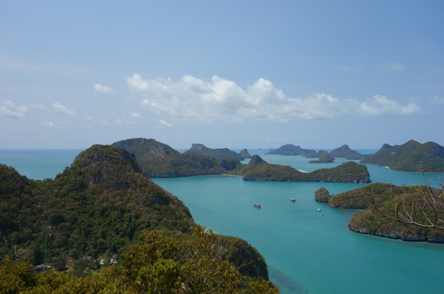 Thailand, Travel, Anthong Marine Park, Travelling, Backpacking, Tropical, Islands