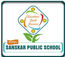 Sanskar Public School Thane Logo