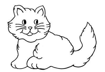 Desenhos de Animais para Imprimir e Pintar
