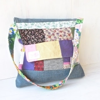 New Patchwork Purse!