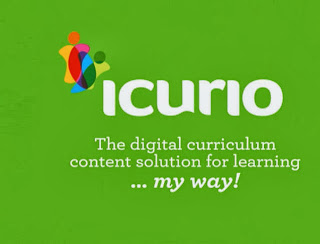 iCurio: Learning my way.