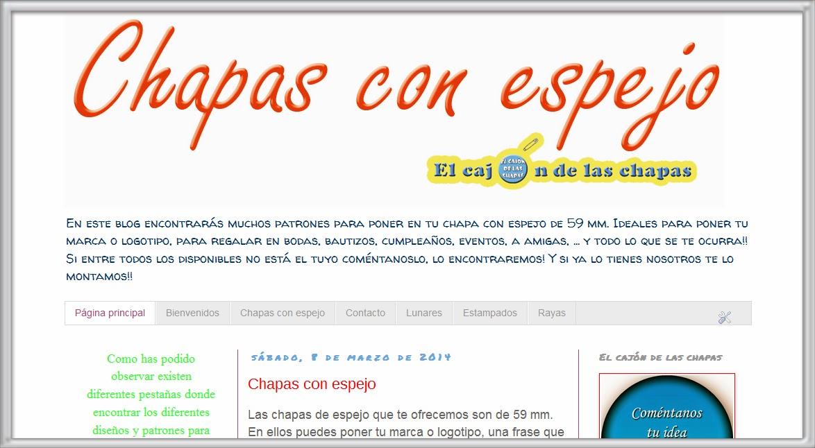 http://chapasconespejo.blogspot.com.es/