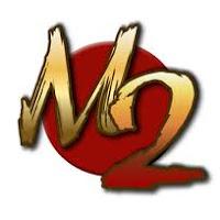 Logo gry Metin2 - jednej z pierwszych gier mmorpg po polsku