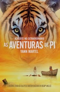 [Resenha] As Aventuras de Pi - Yann Martel