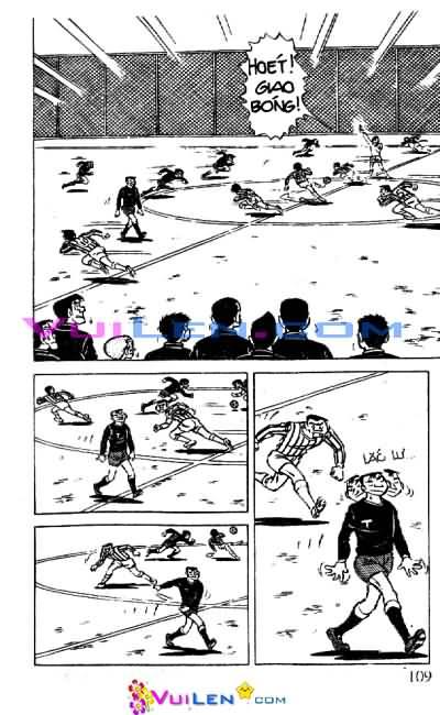 Jindodinho - Đường Dẫn Đến Khung Thành III  Tập 5 page 108 Congtruyen24h
