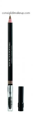 matita per sopracciglia dior collezione cosmopolite