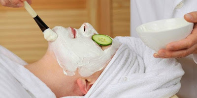 """Japanese"" mask to rejuvenate the face healthy skin beauty tips skin care"
