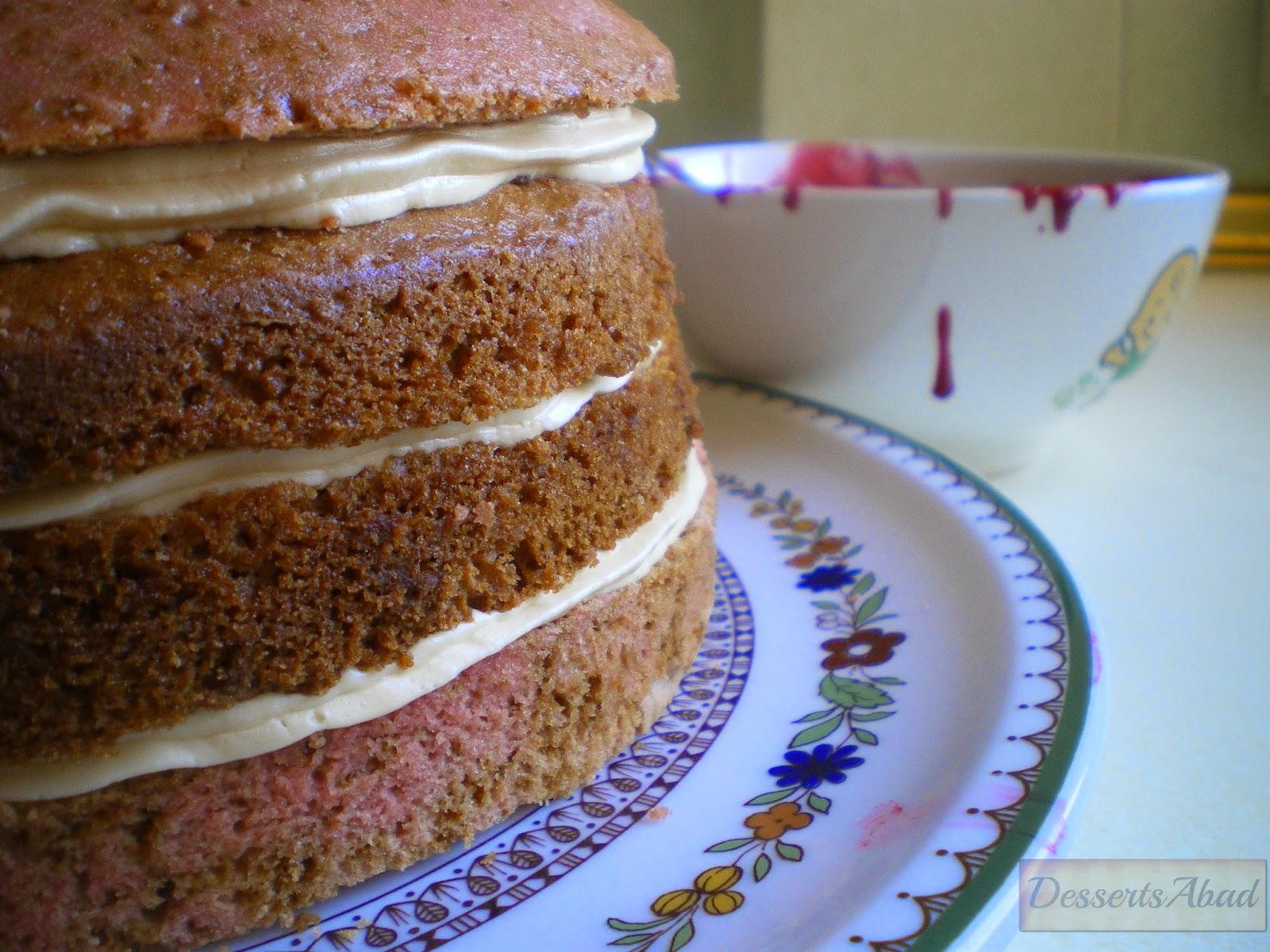 Vamp Attack Cake (ensamblaje)