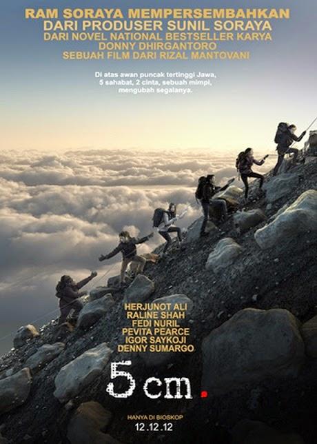 5 cm (2012) Web-DL