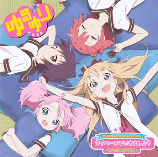 Yuru Yuri ED Single - My Pace de Ikimashou