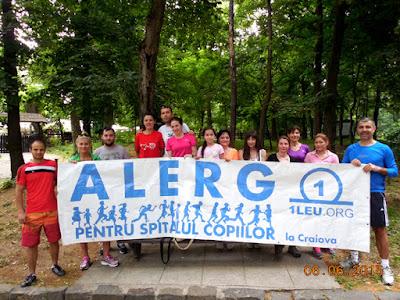 Alerg pentru Spitalul Copiilor la Craiova