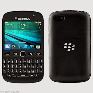BlackBerry 9720 user guide manual