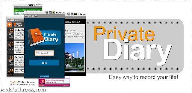 Private DIARY v5.4