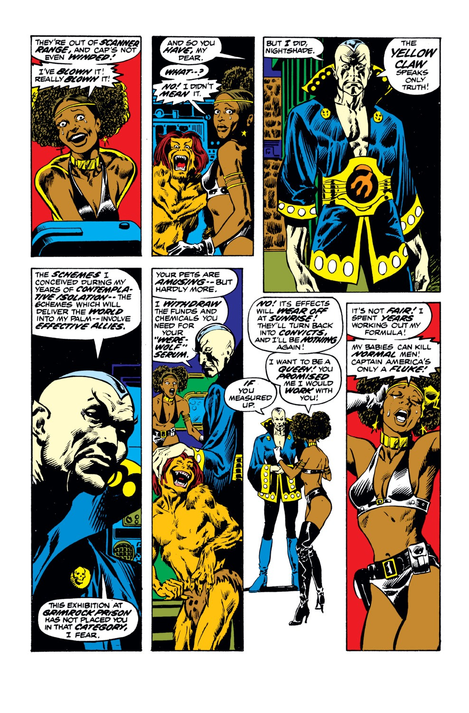 Captain America (1968) Issue #164 #78 - English 15