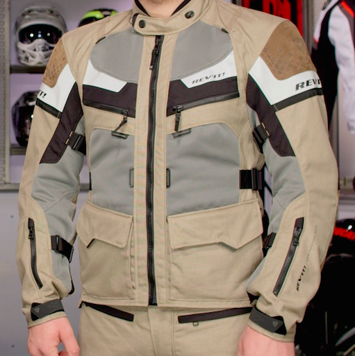 REV'IT! Cayenne Pro Motorcycle Jacket