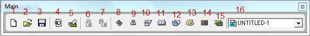 Tutorial Freehand MX : Daftar Fungsi Toolbars (1)