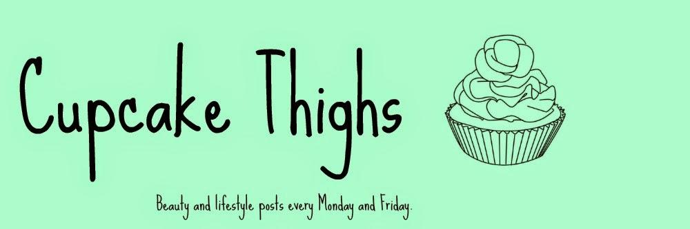 Cupcake Thighs