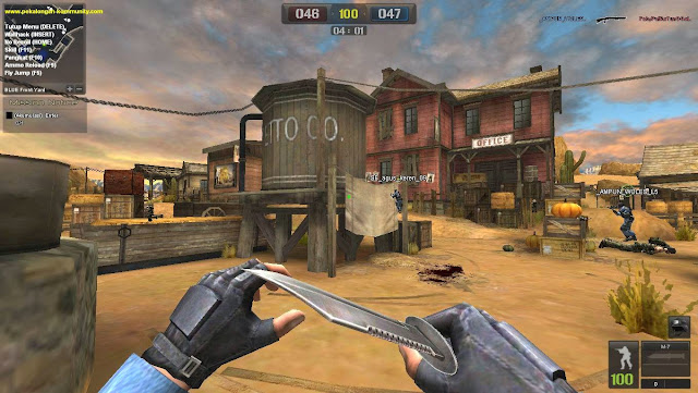 Cheat Point Blank Gamma 14 Desember 2014
