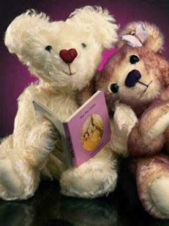 Gratis wallpaper lucu teddy bear untuk android