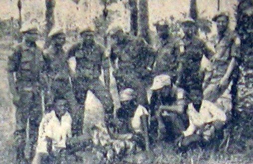 Pasukan Garuda III Saat di Congo tahun 1961 (wikimedia.org)