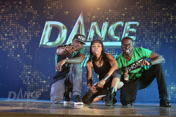 DANCE WITH PETER PSQUARE