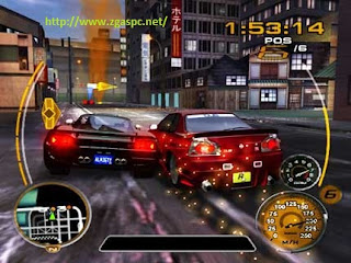 Midnight Club 3 Dub Edition PSP ISO For PC Full Version Free Download ZGASPC